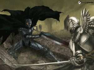 Guts vs. Griffith