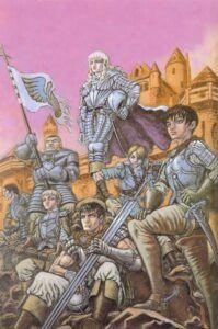 Beserk- Band of the Hawks