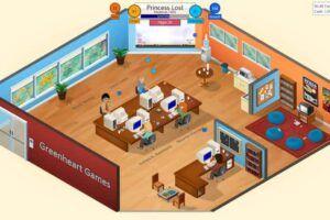 Game Dev Tycoon gameplay