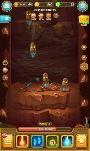 Deep Town: Mining Factory gameplay