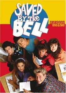 saved by the bell anime
