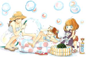 the Kawamoto sisters