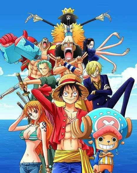 one piece why is it so popular?