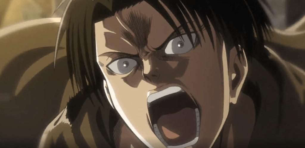 AOT Season 3 Attack on Titan Review Levi