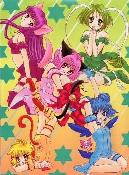 best anime tokyo mew mew Collab Post with Rai from Rai's Anime Blog!