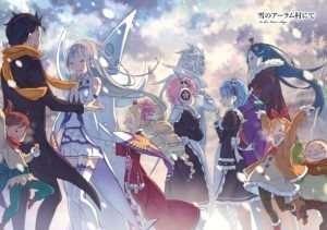 Rezero-Emilia-subaru-village-children-rem-ram-beatrice-pack
