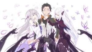 re-zero-subaru-natsuki-emilia-stella