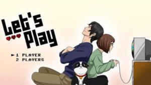 Let's Play webtoon