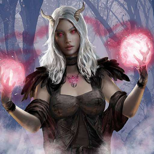dd-style-medieval-fantasy-rpg-choices-game-delight-games-demons-choice-azizella-the-binder-of-souls-succubus-with-glowing-magical-hands