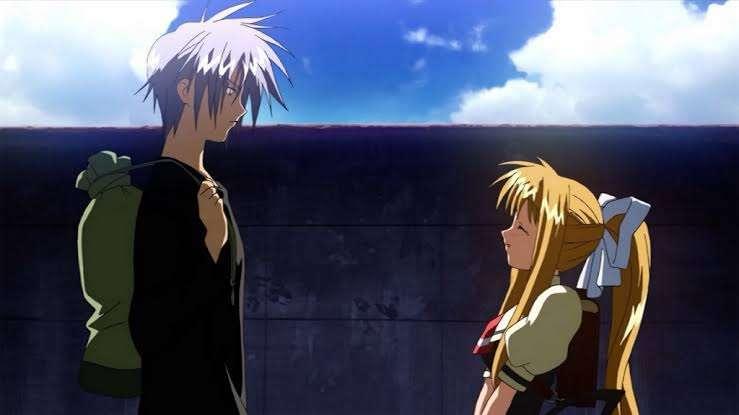 air-anime-manga-Misuzu-Kamio-Yukito-Kunisaki-meeting-facing-each-other