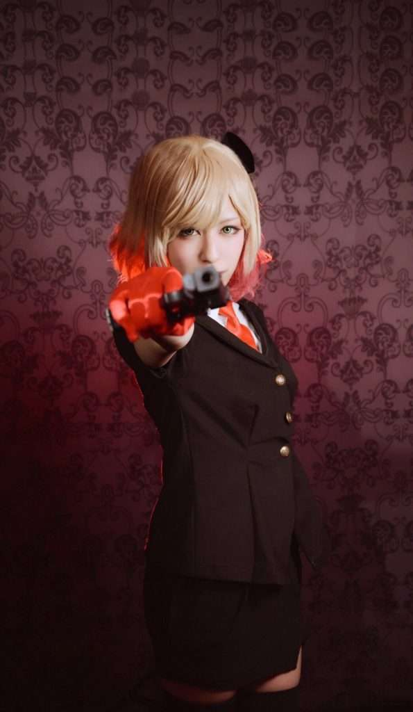 angels of death cosplay cathy