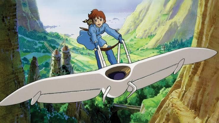 nausicaa-of-the-valley-of-the-wind-teto-on-glider