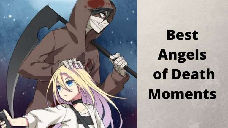 best angels of death moments