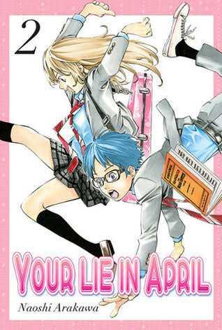 Your Lie in April (Shigatsu wa Kimi no Uso) manga cover