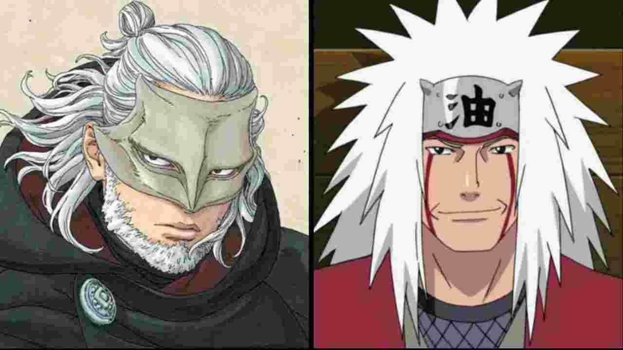 Boruto Naruto Next Generations Kashin Koji Anything Like Jiraiya