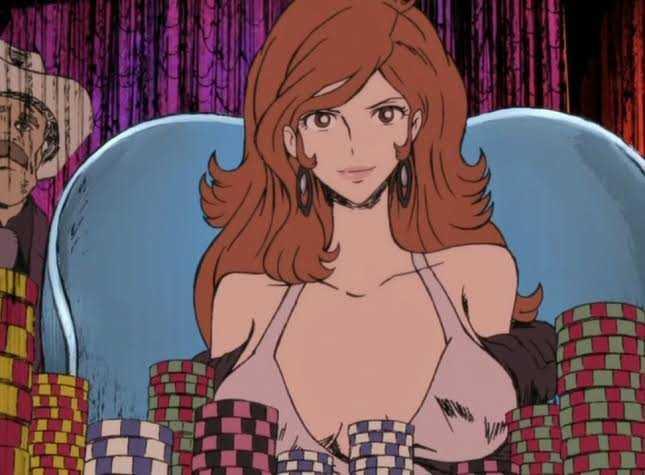 Fujiko Mine Lupin III
