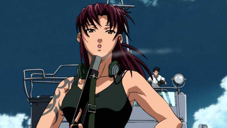 Revy (Two Hands) from Black Lagoon