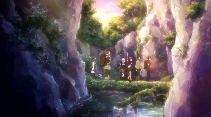 Grimgar Ashes and Illusions haruhiro party