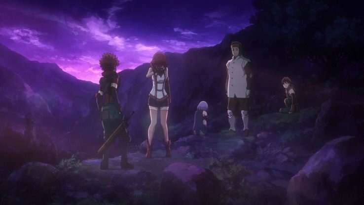 Grimgar Ashes and Illusions manato party
