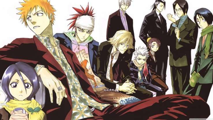 bleach-anime-some-of-the-cast
