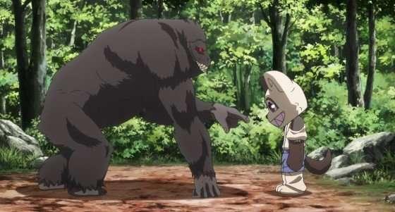 Gleipnir-Episode-9-Monster-Boss-Madoka-meets-Shuuichi-Clair