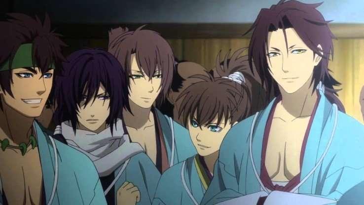 Hakuoki-Demon-of-the-Fleeting-Blossom-cast-bishounen-anime