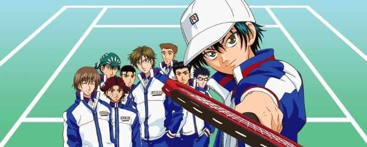 The Prince of Tennis-ryouma-shuusuke-kunimitsu-eiji-kaoru-takeshi-sadaharu-takashi-shuichiro