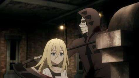 zack and ray angels of death anime relationship