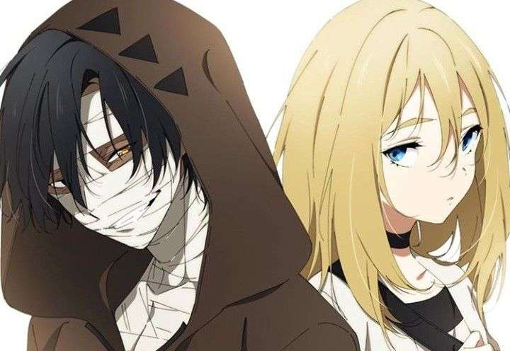 zack and ray angels of death
