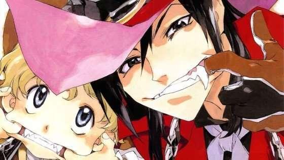 Black Blood Brothers best vampire anime