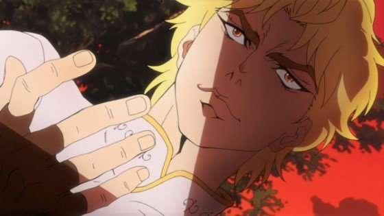 JoJo's Bizarre Adventure JoJo no Kimyou na Bouken (TV) dio best vampire anime