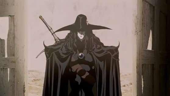 Vampire Hunter D Bloodlust best vampire anime