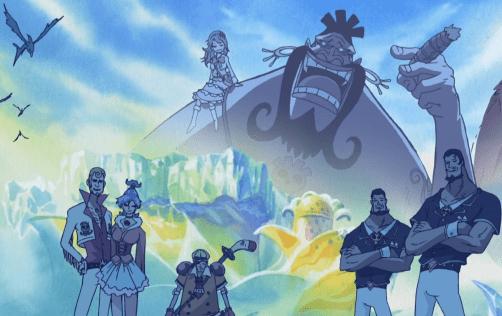 one piece filler list ice-hunter-arc Episode 326-335