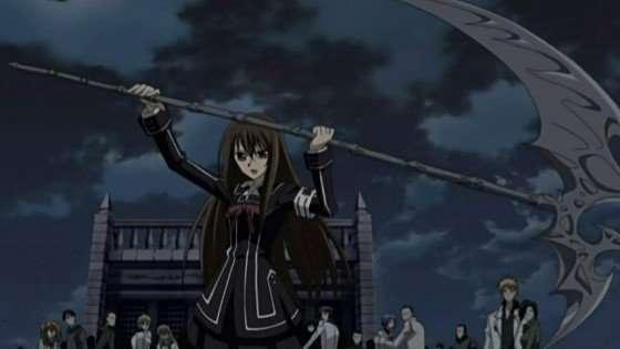 vampire knight x diabolik lovers yui vampire-knight-yuuki-and-her-artemis-rod best vampire anime