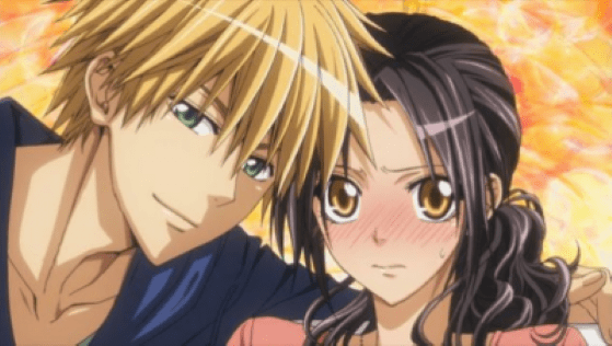 Usui Takumi – Maid Sama Perfect Mary Sue