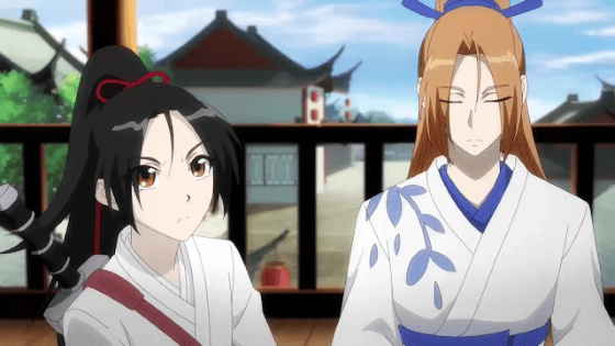 Xiang Ling Ji Tales of Exorcism main cast 20 Must-Watch Donghua From China For Anime Fans