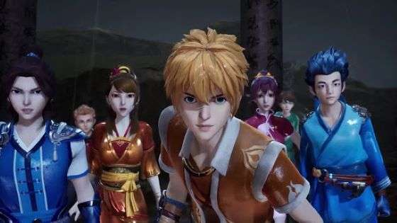 Yao-Shen-Ji-Tales-of-Demons-and-Gods-Season-4-chinese-anime-episode-20 Must-Watch Donghua From China For Anime Fans