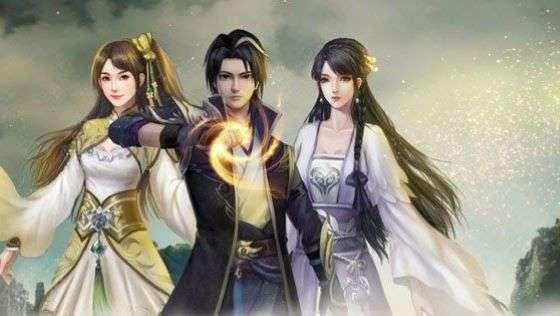 Wan-Jie-Xian-Zong-The Wonderland of Ten Thousands main cast donghua-chinese-anime