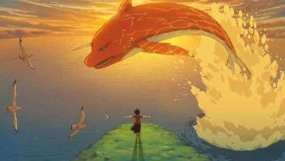 big-fish-begonia-anime-girl-sunset-chun-qui-Da Yu Hai Tangdonghua-chinese-anime
